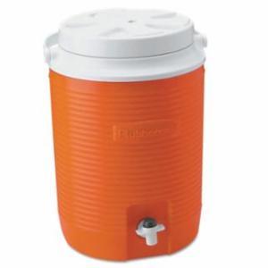 325-1530-04-11 2-Gallon Victory Jugs, 2 gal, Orange