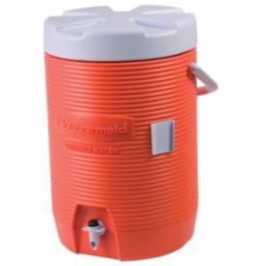 325-1683-01-11 Water Coolers, 3 gal, Orange