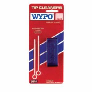 326-SP-2 Tip Clner Kits, #6 - 45, w/ File, Skin Packed