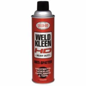 388-007030 Weld-Kleen Hvy Duty Anti-Spatters, 20 oz Aerosol n, Clr