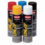 425-K08304007 Line-Up Pavement riping Paints, 18 oz Aerosol n, Cover-Up Black