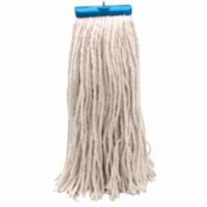 871-724C Cut-End Wet Mop Hds, Economil Lieflat Hd, 24 oz, Cotton