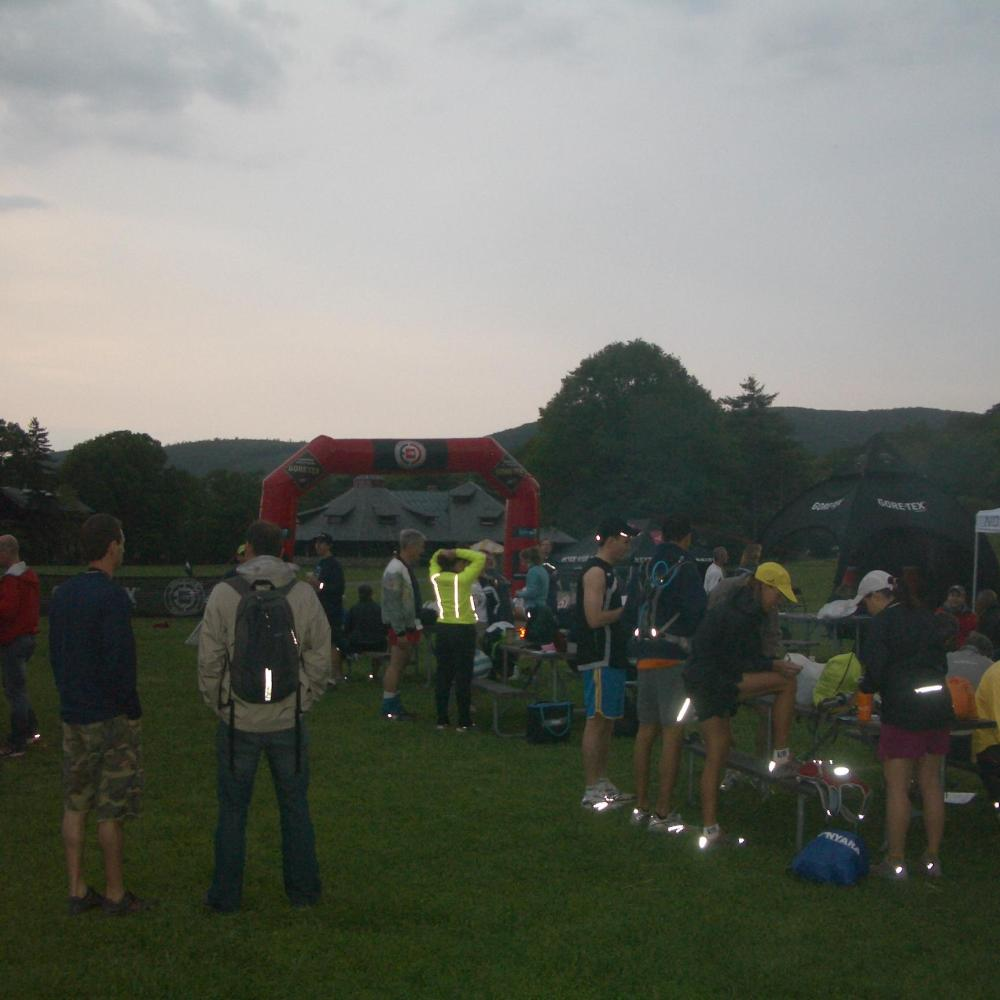 The North Face Endurance Challenge 50k Race