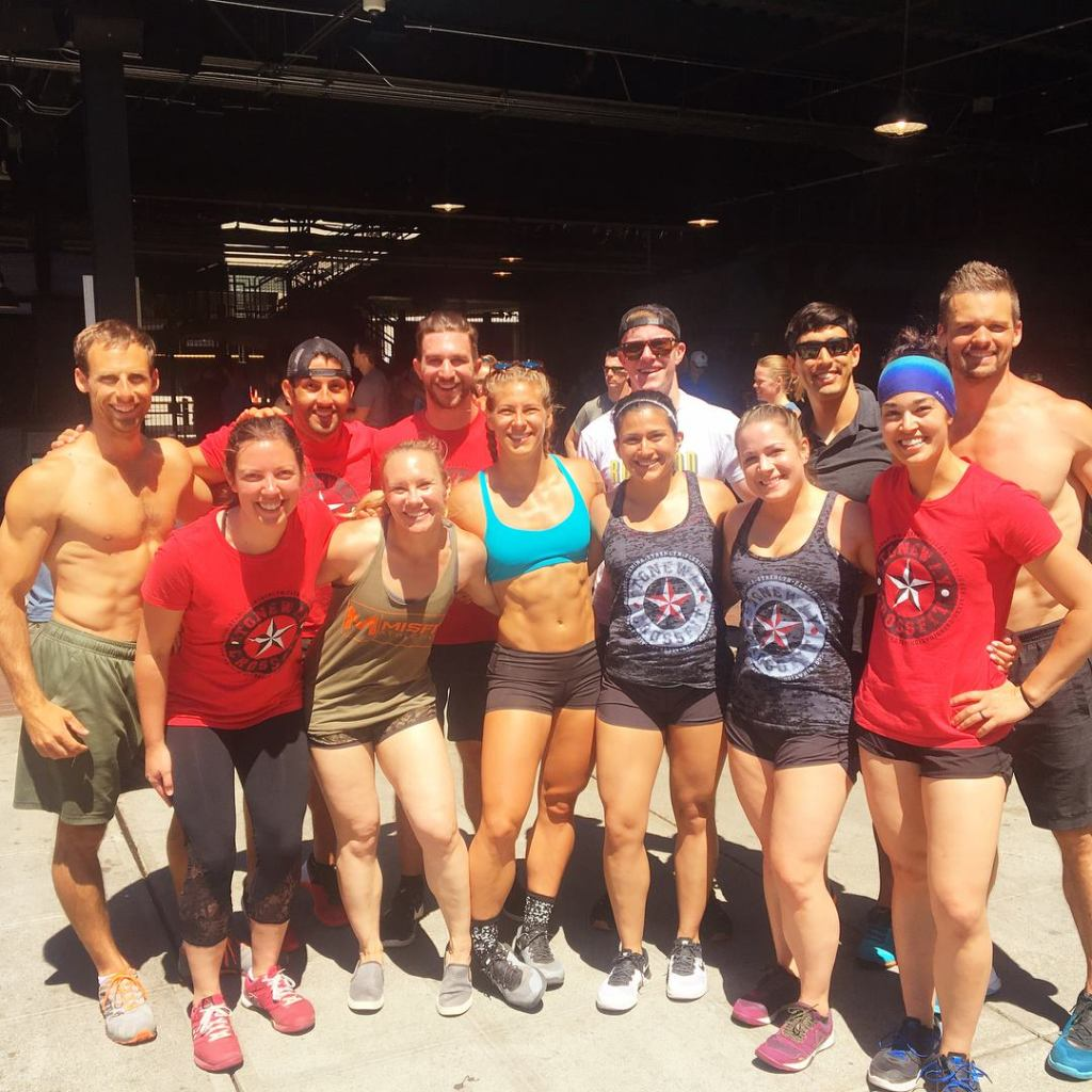 StoneWay CrossFit at Battle of the Ballpark 2017
