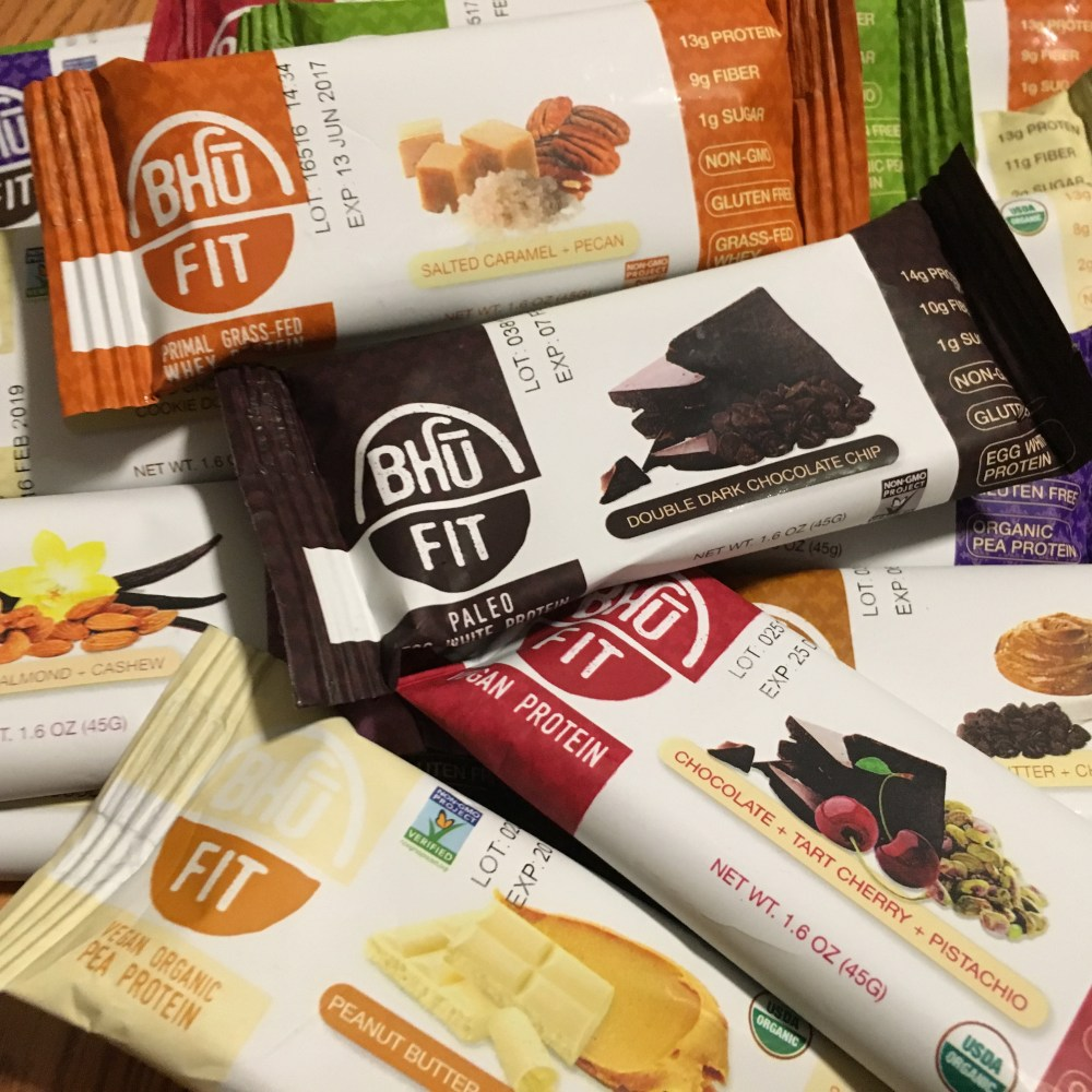 BHU Fit Bars Review