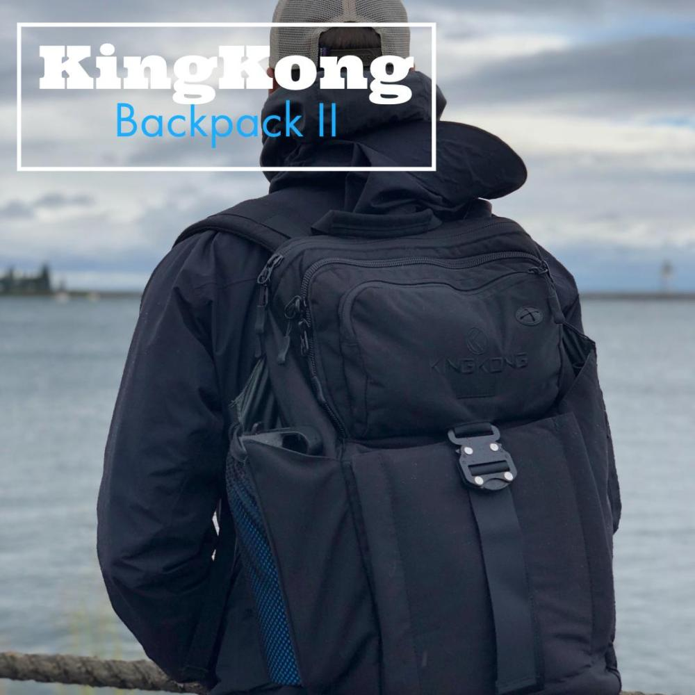 King Kong Backpack II review by Joe Bauer