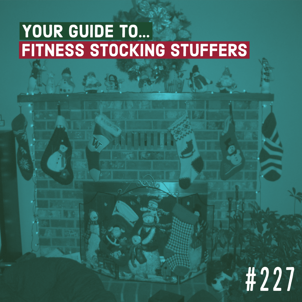 Your Guide to Fitness Stocking Stuffers by Joe Bauer of All Around Joe