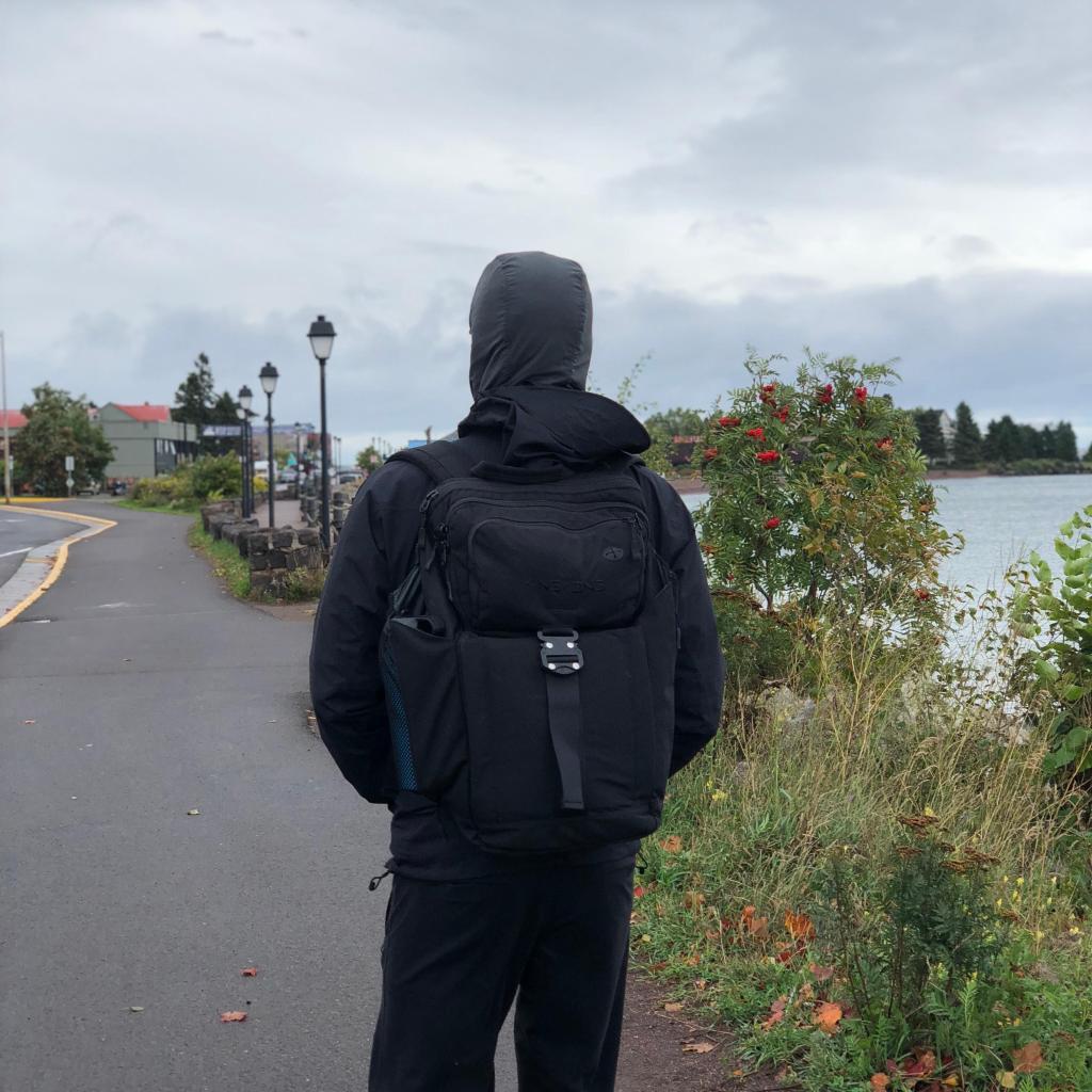 King Kong Backpack 2 blackout