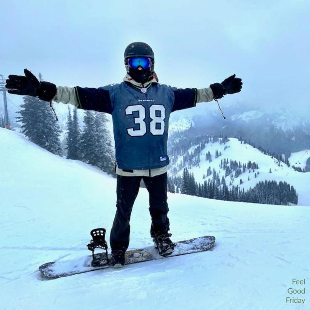 Feel Good Friday - 2021 - Selling Stuff - Carb Backloading by Joe Bauer at Crystal Mountain