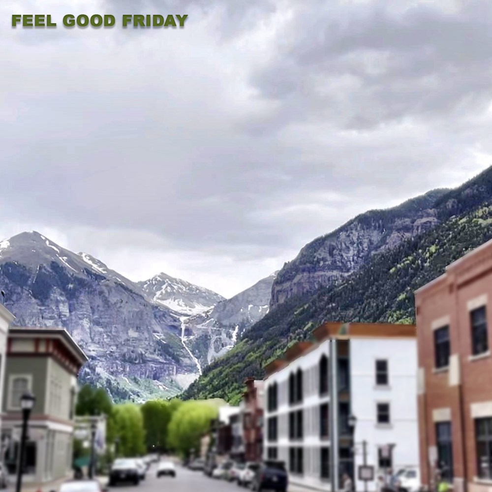 Feel Good Friday - Matthew McConaughey - Training - Fuel vs Health website by Joe BAuer in Telluride