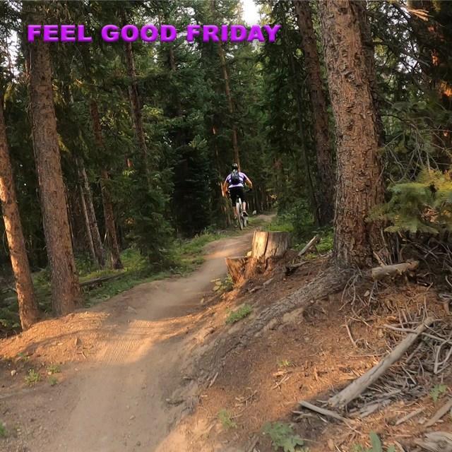 Feel Good Friday - Winter Park _ Fraser - Cookies - Razzmatazz with Joe Bauer hitting a jump