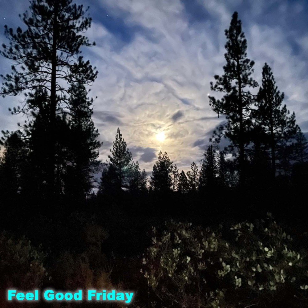 Feel Good Friday - Upper_Lower Drain MTB - Failing MORE - Chicken Pitas with night image in Bend Oregon