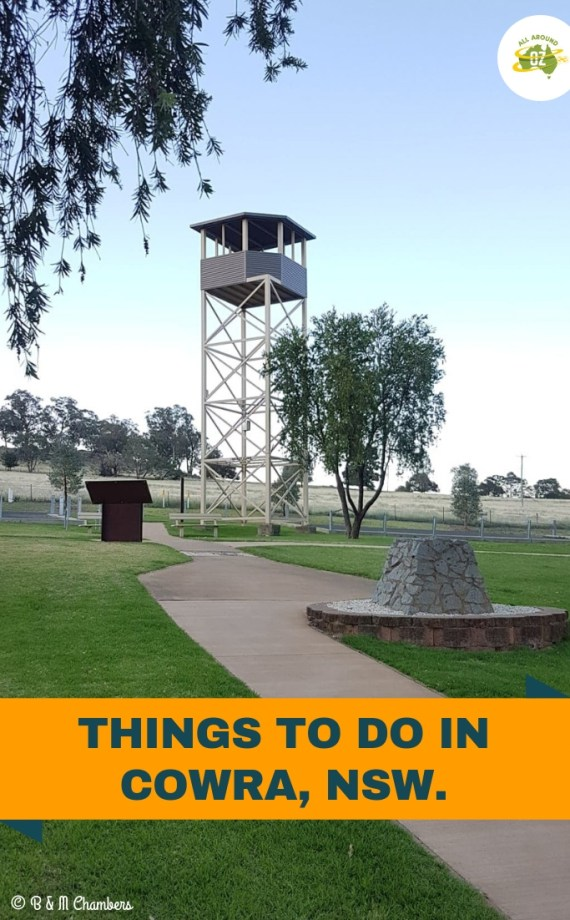 Things to Do in Cowra NSW
