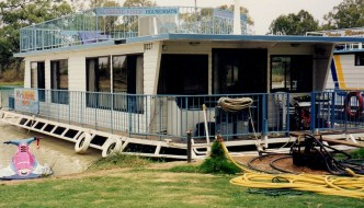 Murray River Houseboat Holiday