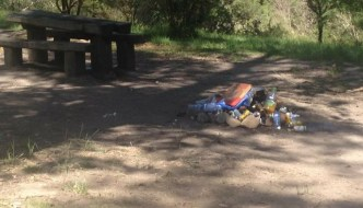 Stop Illegal Rubbish Dumping