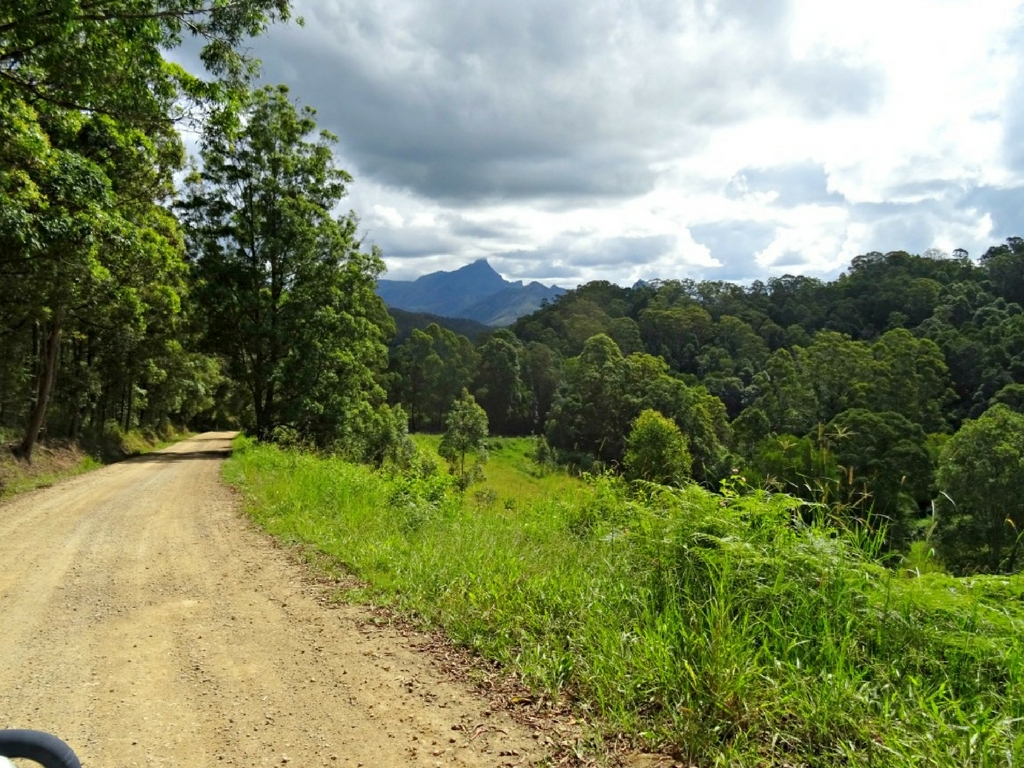 Revive the Sunday Drive - Mt Warning