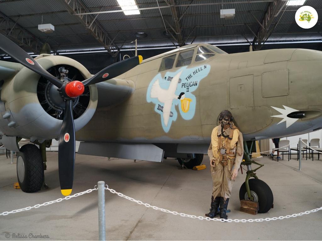 RAAF Heritage Museum at Ipswich