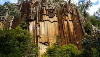 Sawn Rocks near Narrabri