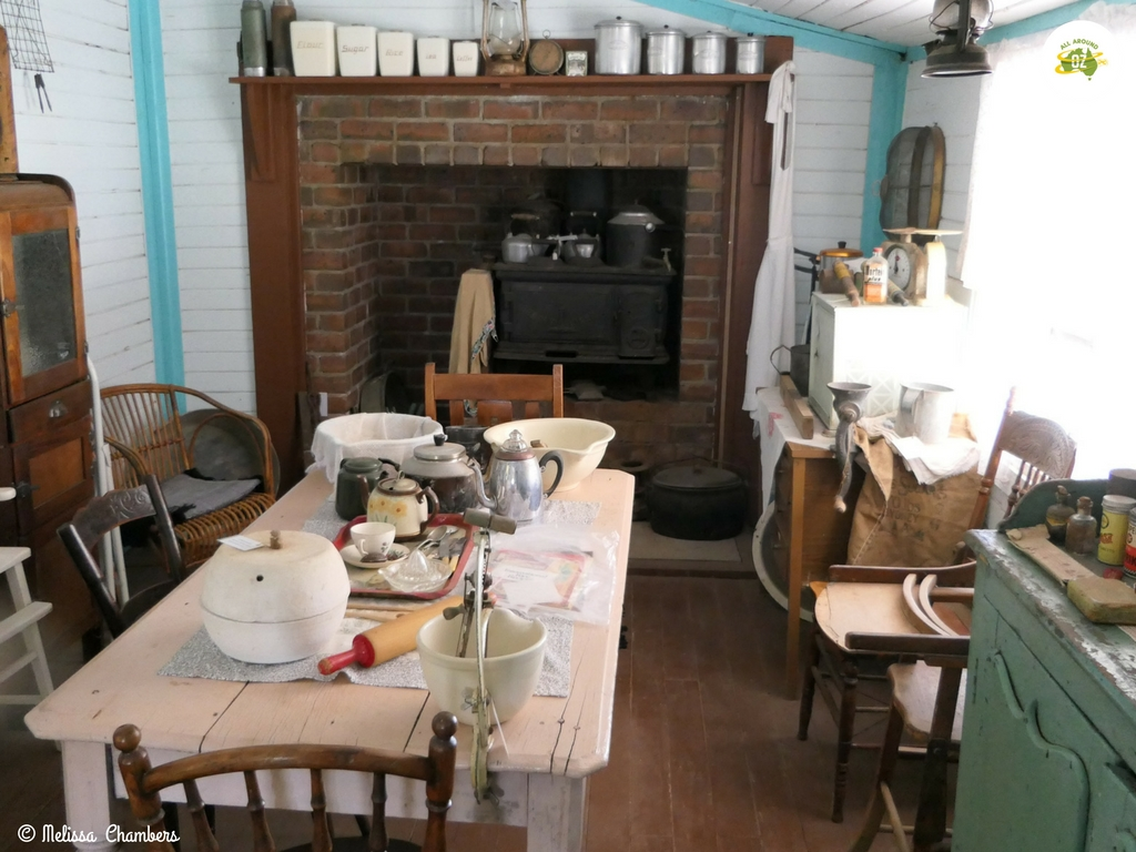 Schwagers Cottage Kitchen in Wee Waa