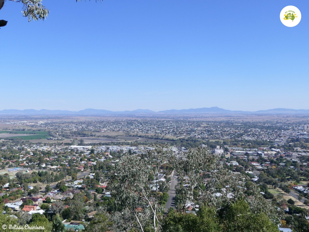 Oxley Lookout Tamworth