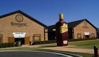 Bundaberg Rum Distillery Tour