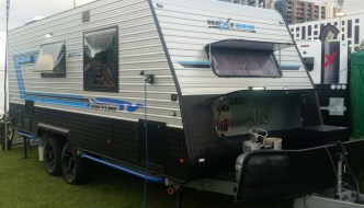 Tent, Camper Trailer or Caravan