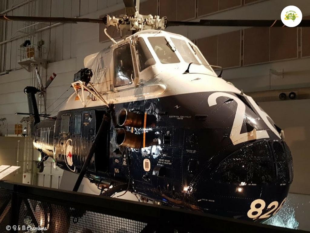 Darling Harbour, Sydney maritime museum