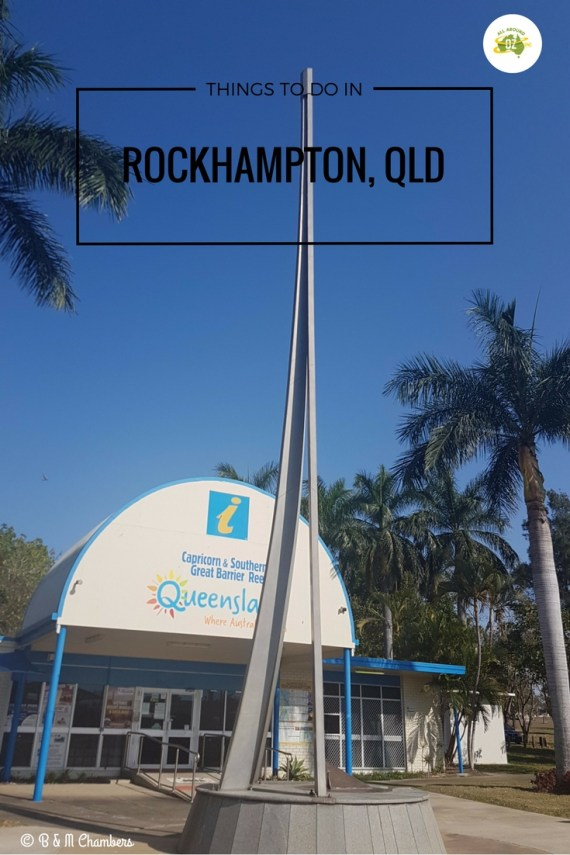 rockhampton tropic of capricorn