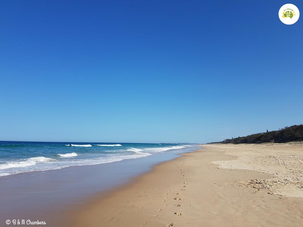 Things to do on the Sunshine Coast - Stunning Beaches