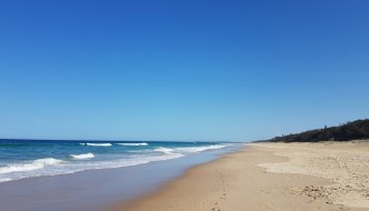 Things to do on the Sunshine Coast - Stunning Beaches