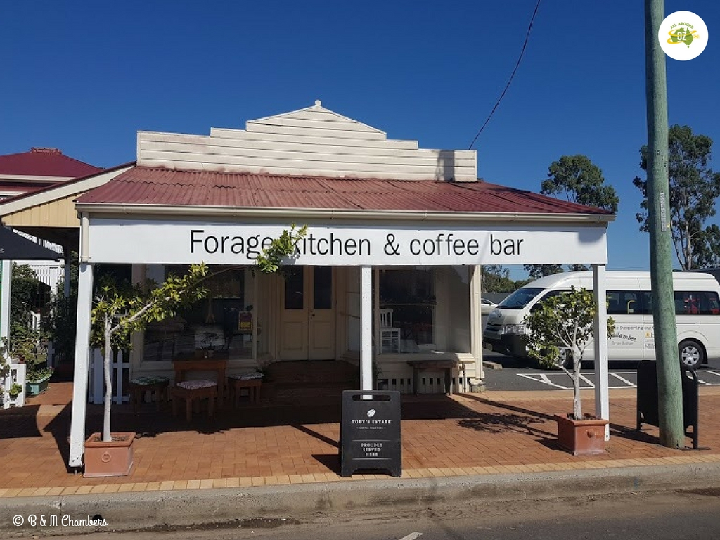 Forage Kitchen and Coffee Bar - Millmerran