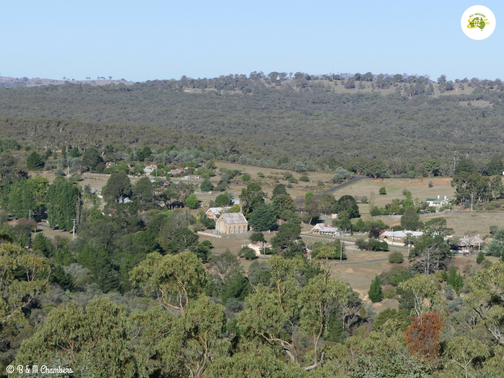 The Historic Villages of Sofala and Hill End - Bald Hill Lookout