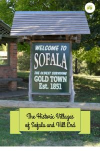 Historic Villages of Sofala and Hill End