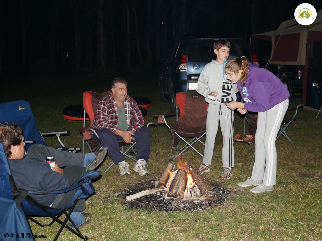 Caravan Park and Camp Ground Etiquette