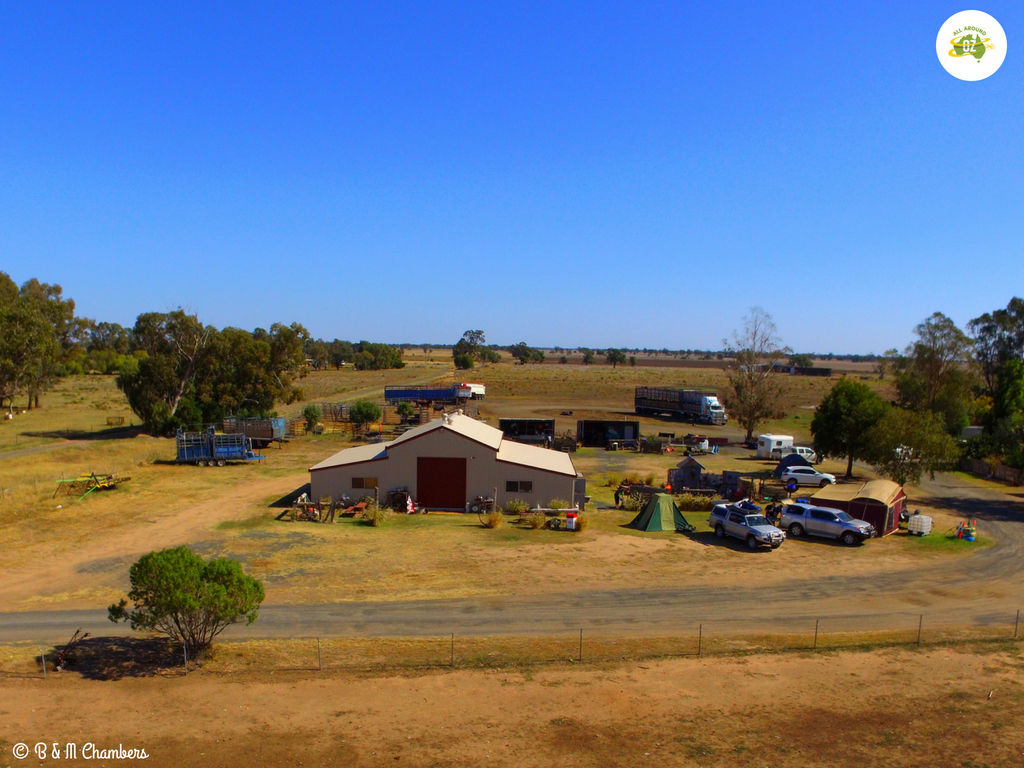 Coonamble, NSW - Nakadoo Farm Stay