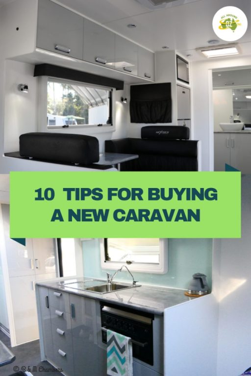10 Tips for Buying a New Caravan