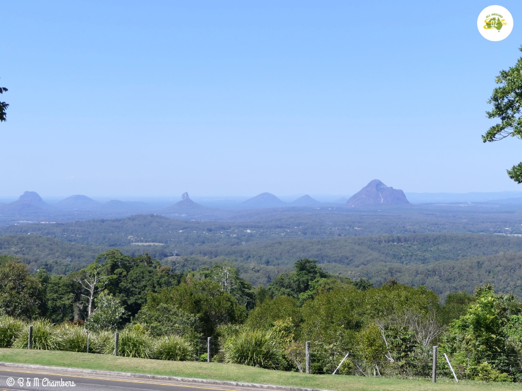 A Day Trip to Maleny - Glass House Mountains