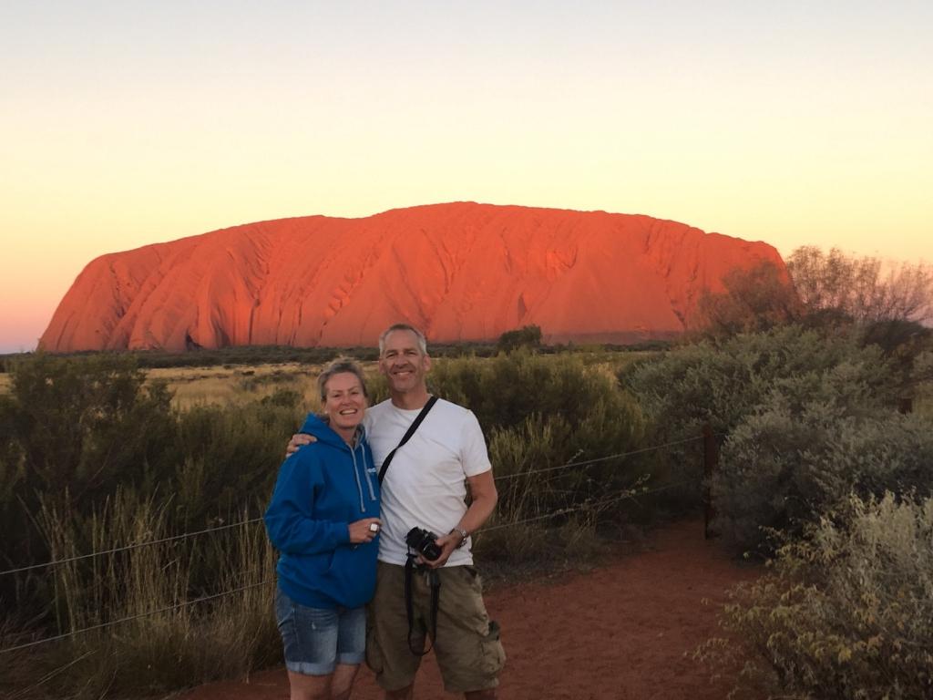 Featured Big Lappers - Uluru