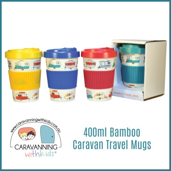 Christmas Gift Ideas for Caravanners - Travel Mugs