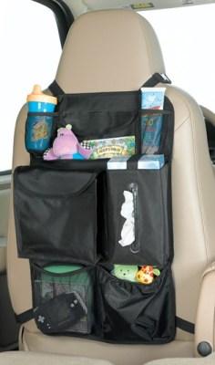 Christmas Gift Ideas for Caravanners - Car seat organiser