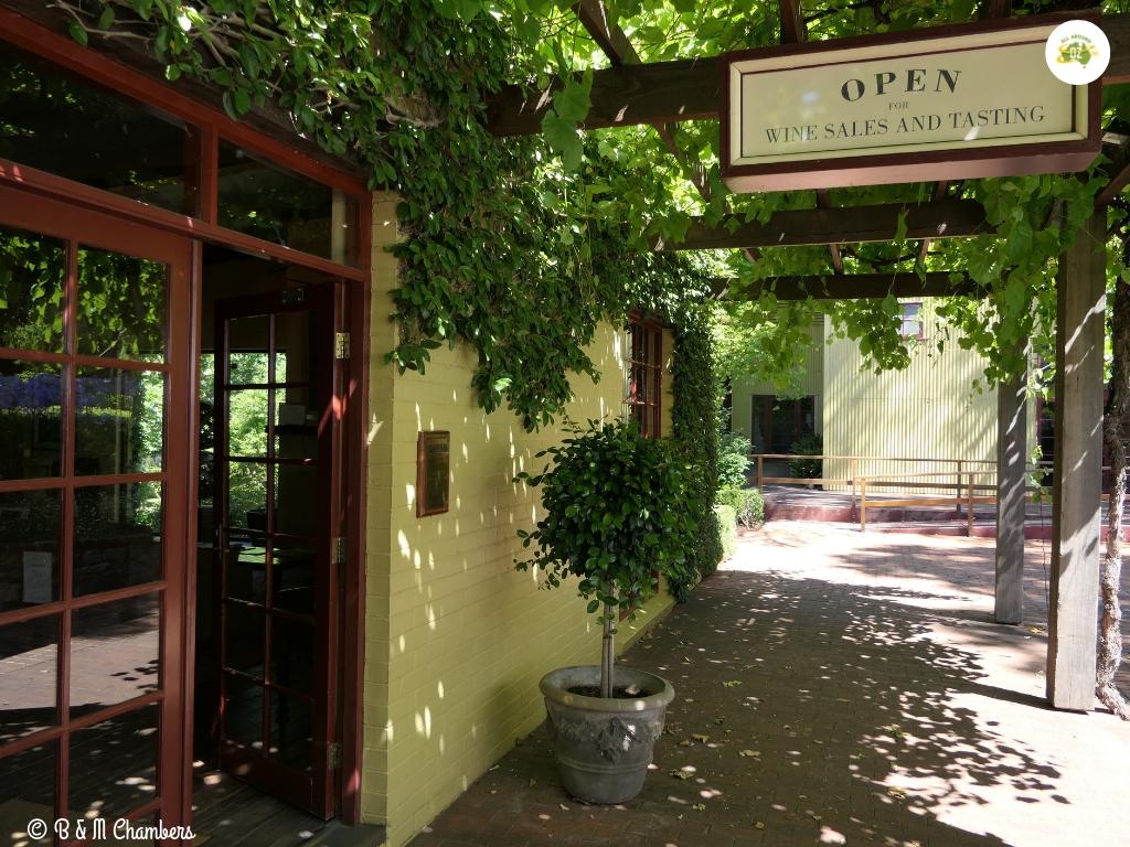Grand Wine Estates of the Barossa Valley - Cellar Door