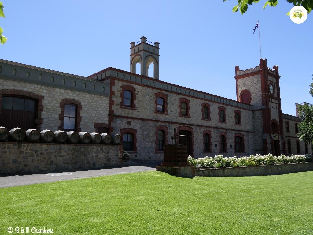 Grand Wine Estates of the Barossa Valley