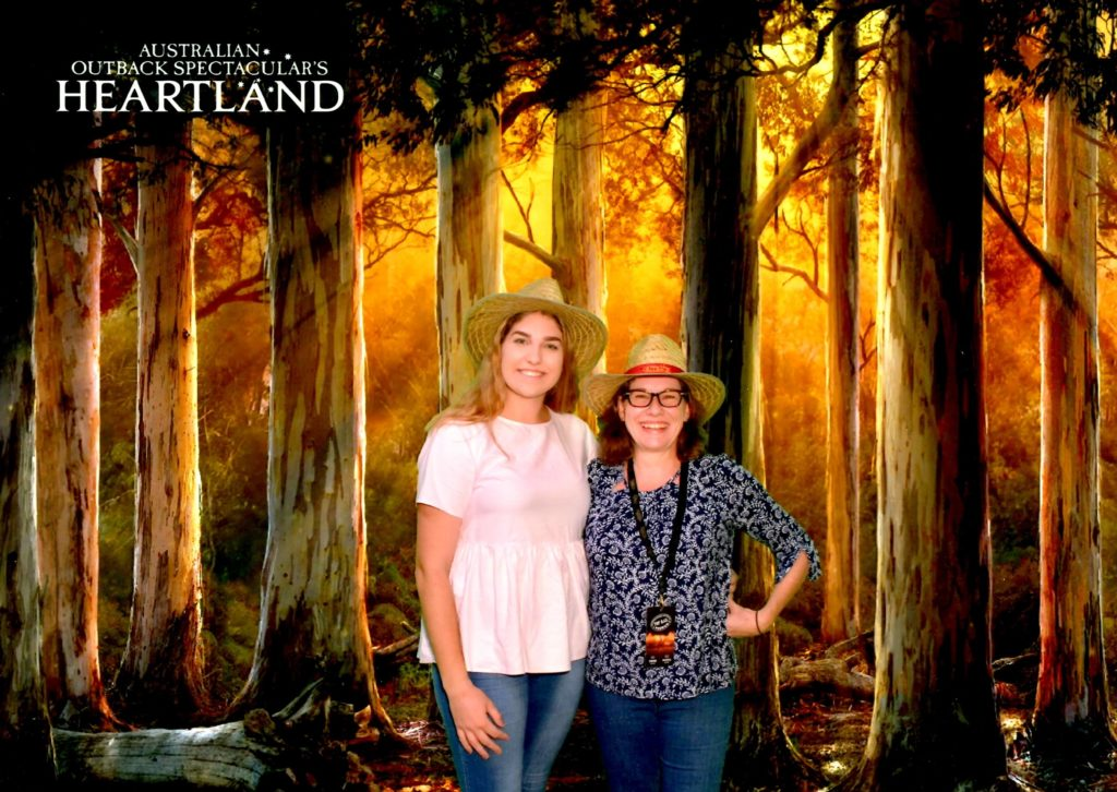 Australian Outback Spectacular - Entry Photo