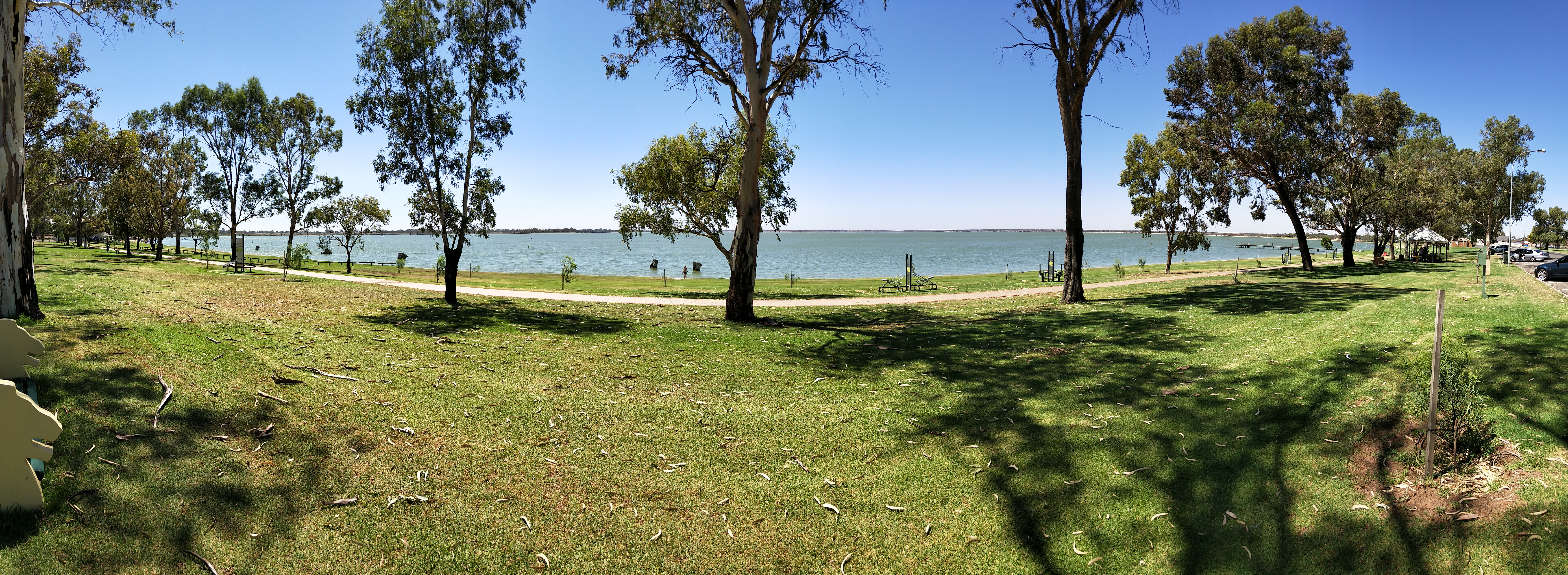 Tiny Towns of the Murray River - Barmera