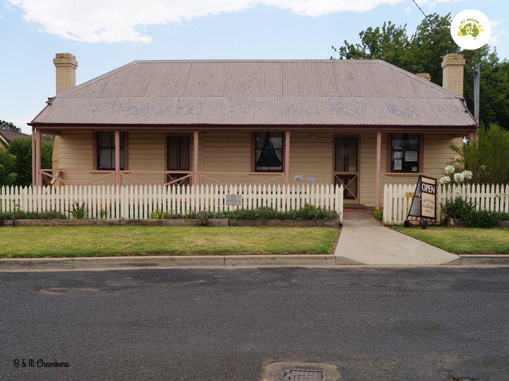 Cootamundra NSW - Bradman's Birthplace Museum