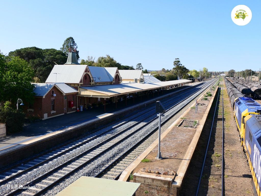 Cootamundra, NSW - Railway Station