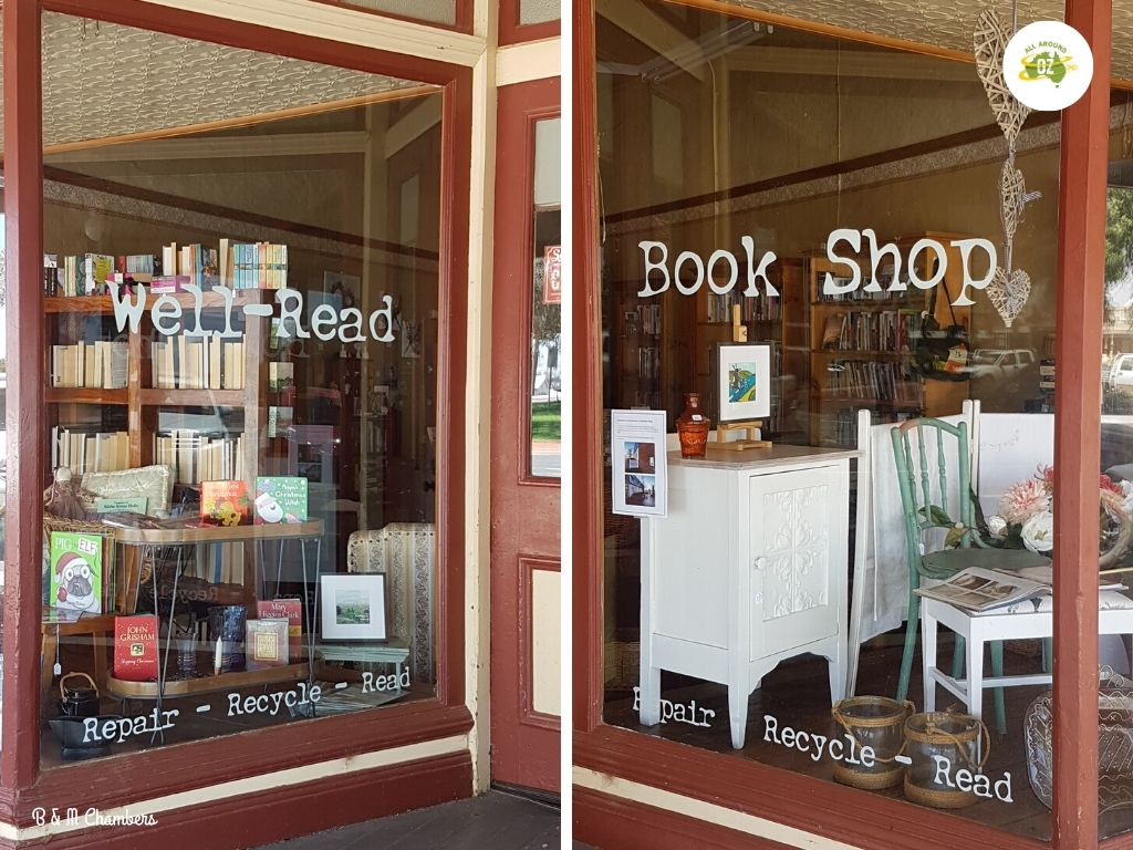 Well Read Book Shop, Coolamon