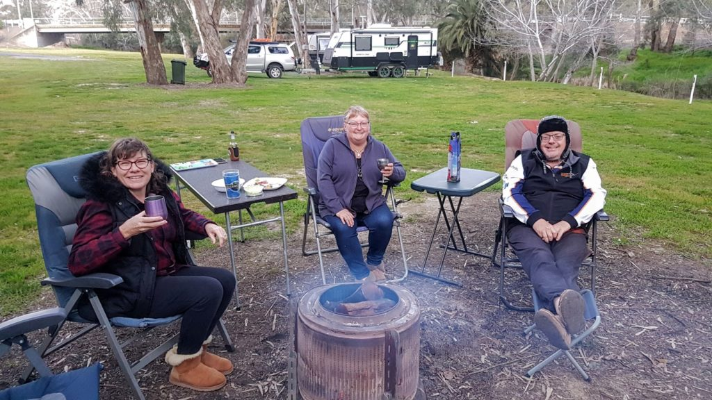 Catching up with Happy Campers