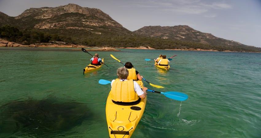 Kayaking - Bucket List Tick