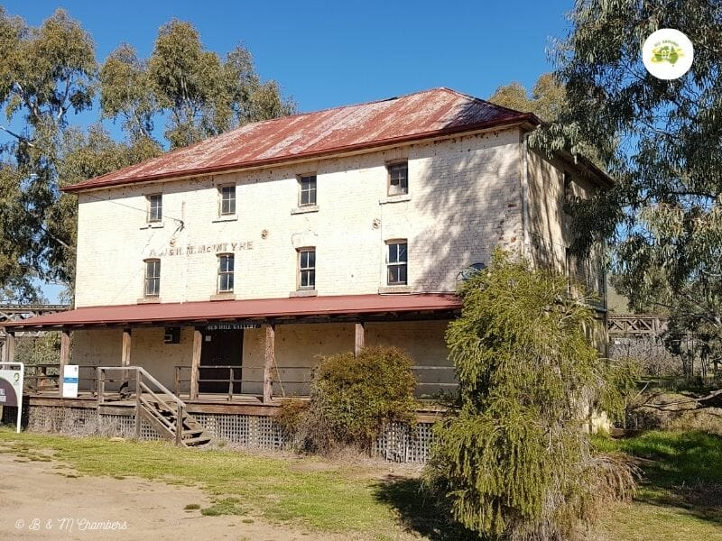 Old Gundagai Flour Mill